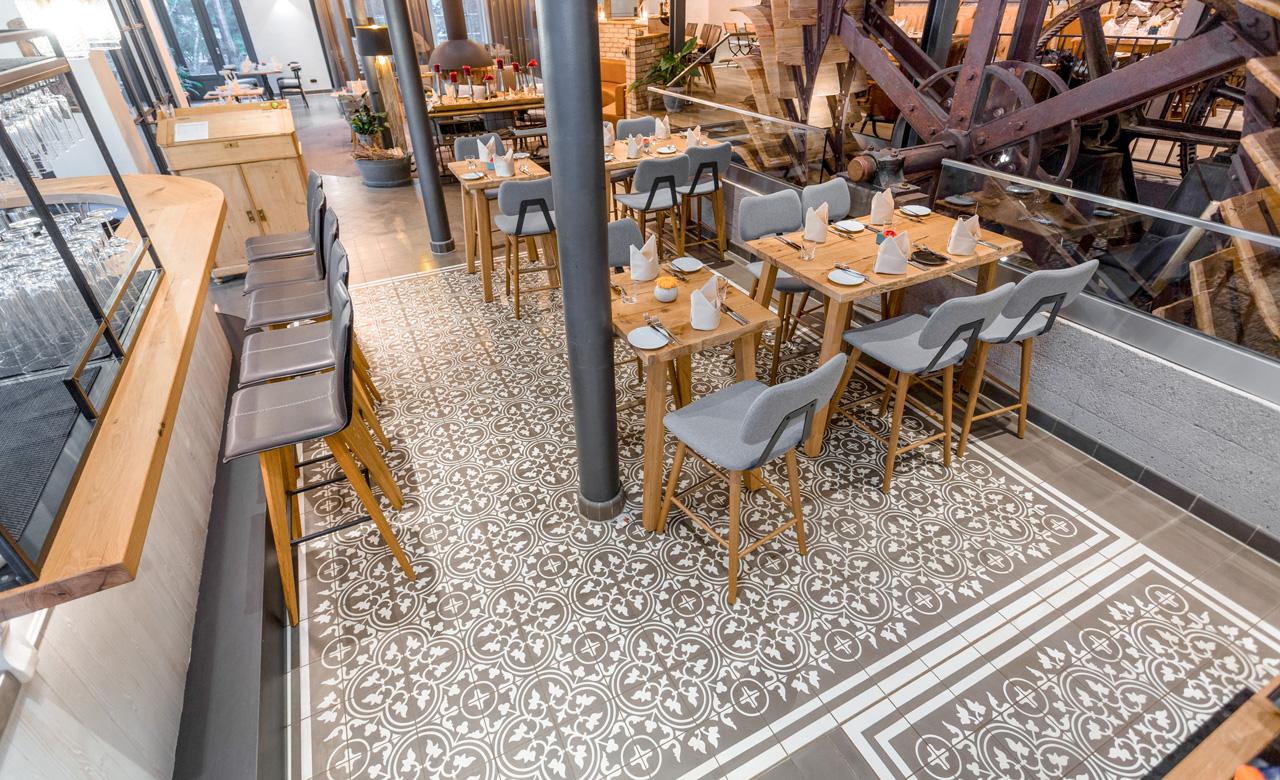 Projekt Säge – Restaurant